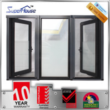 french window commercial aluminum window manufacturers for USA/Australia/Canada market