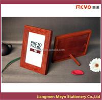 2015 Laser Engraving Custom Gift Wooden Picture Frame
