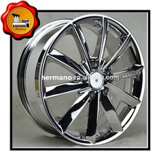 20*8inch, 50ET, 5*114.3mm GM Color Alloy Wheel red