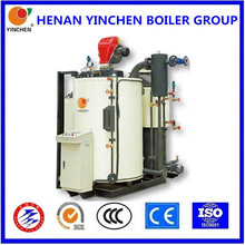 LSS vertical 0.5t/h~4.0t/h natural gas steam generator oil /gas fuel steam output and steam boiler