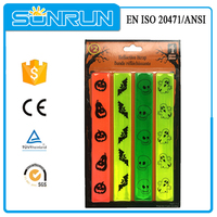 customized promotional fitness plastic bracelet blanks
