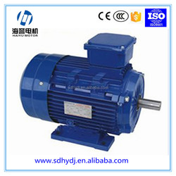 Best price Y series 400V three phase electric motor 110kw 150hp