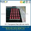 shenzhen factory dot matrix led display board best selling, max7219 dot matrix module 4 in one microcontroller