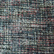 winter new tweed fabric with sequin