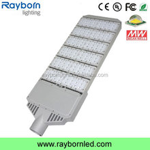 Meanwell driver parking lots daylight bright 250w led street light