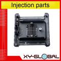 Abs auto ponteiro instrumento peças / plástico moldagem por injeção