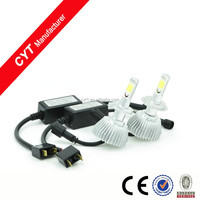 20W 9/30V 6000K COB LED Super White Auto LED Light Car Headlight H7 Auxiliary Fog lamp