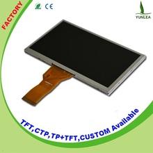 24 Bit RGB Interface 7 inch 1024 600 LCD TFT display