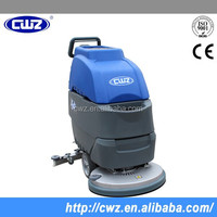 CWZ brand automatic floor scrubber drain cleaning machine for sale