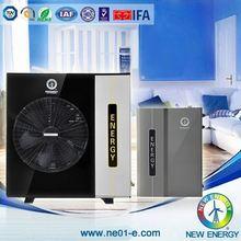 floor heating system innovative dc inverter heat pump water heater