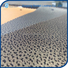 Hot Sale Leopard Print Design PVC Leather for Car Seats, KTV Adornment, House Decoration and Bags