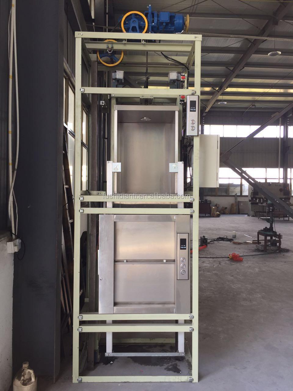 H tel ascenseur monte charge marchandises ascenseur monte for Prix monte charge