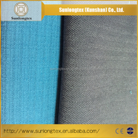 30R*20R+150DT/100*70 Yarn Count Polyester Rayon Fashion Fabric Material For T-Shirt
