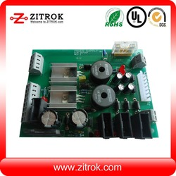 Multilayer electric scooter pcb assembly, electronics motherboard pcba assembly