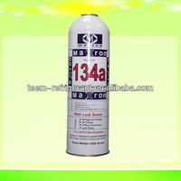 car air conditioner gas,butane gas,1000g Maxron gas