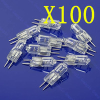Галогенная лампа 100pcs/lot 20 20 12 G4 JC Y106 D0668-A
