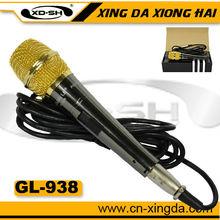 venta caliente de la computadora del condensador micrófonos para la grabación