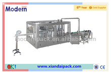 oil filling and capping machine