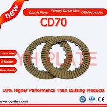 Motorcycle clutch plate,OEM clutch plate material,factory CD70 Clutch disc