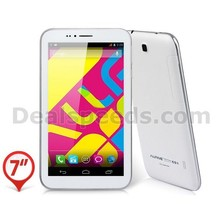 """Allfine Fine7 7.0"""" Capacitive G+G Touch 1024x600 Android 4.2.2 Dual Core MTK6572 1.2GHz Tablet PC Phablet 3G Tablet"""