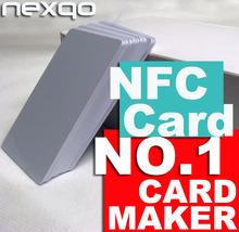 Wholesale Plastic/PVC 13.56mhz NFC/RFID Ntag203 Mifar 1k Smart Card