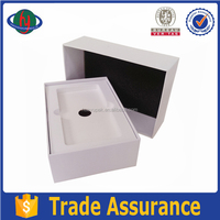 Professional manufacturer paper packing boxes for cell phone flash box,cell phone retail box
