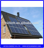 off grid photovoltaic 1kw solar systems with battery and inverter