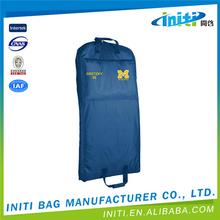 Beautiful fashion made in China hanging garment bag travel