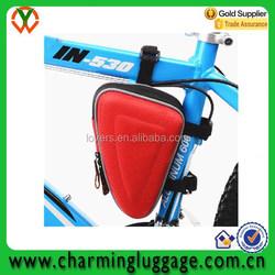 Aerobics exercise EVA bike transport bag/saddle bag bicycle