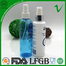 hotsale clear 180ml air freshener plastic bottle with lotion pump