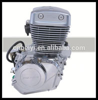 1 Cylinder 4 Stroke Chongqing Lifan 250cc Air Cooled Engine Spare Parts