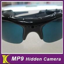 Popular sunglass camera mini DVR