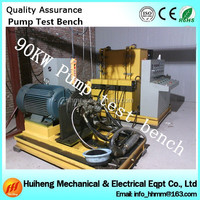 90KW Competitive price hydraulic pressure manual water pressure test pump