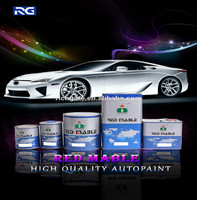 Red Mable Car Paint Usage Polyester Putty for Metal