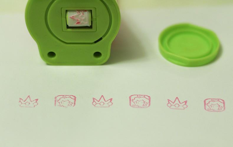 8 кусок рисунок игрушка супер mcdonald's полный набор Макдональд Марио игрушки Йоши принцесса