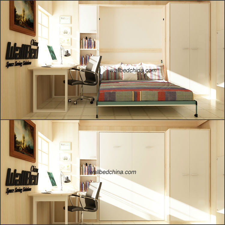 Queen Size Foldaway Bed For Small Space