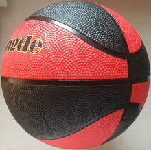 Good quality most popular lowest price sports rubber basketball