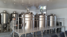 500L Craft Beer making machine, beer brewery equipment