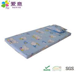 100% cottom fabric health baby crib mattress