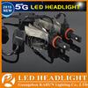 KARUN Newest Fanless 5G led car light 2500LM H1 H3 880 881 H4 H7 H8 H9 H11 9005 9006 9004 9007 led headlight car