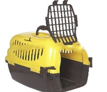 Quality unique black expanded metal dog wire cage