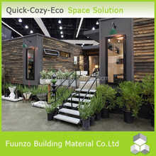 Recycled Eco-friendly pvc Prefabricated House