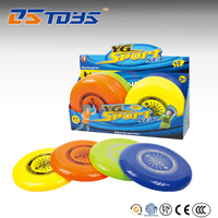 """Top quality hot sale 10"""" round flying disc toy frisbee"""