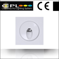 1x3W Chinese factory inground light stainless steel outdoor wall lamp