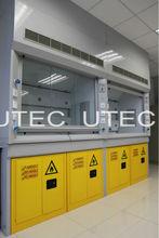 laboratory fume cupboard and acid and alkali resistance fume hood price