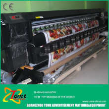 outdoor material printing machine,video showing