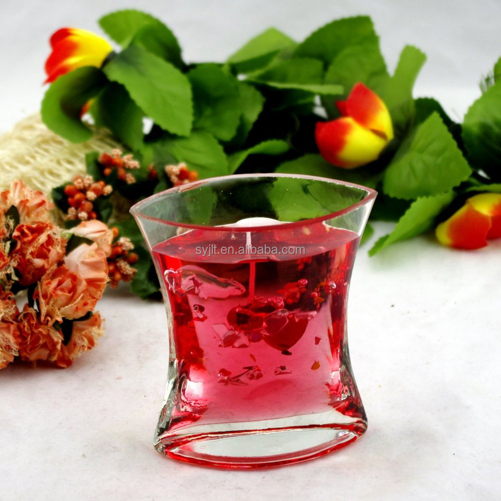Parfum e champagne gel bougies le verre d coratif for Gel a depolir le verre