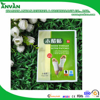 OEM factory healthy slimming foot patch with CE FDA