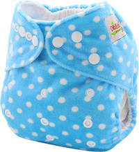 Ohbabyka double row snaps breathable factory direct sell reusable diaper suppliers in the philippines