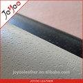 Joyoo 0.7mm forro sintético para los zapatos de la pu forro textil forro del zapato